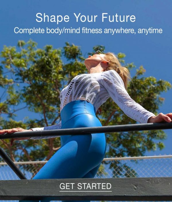 Shape your future with the OM Body Method