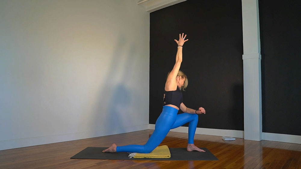 OM Body Reset-Creating Space video